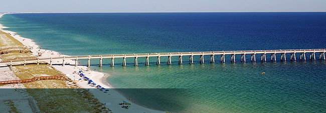 The Stunning Navarre Beach Pier Here S A Link To Book Your Visit Today With Gulf