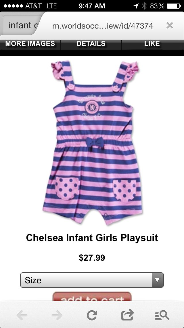 Chelsea outfit