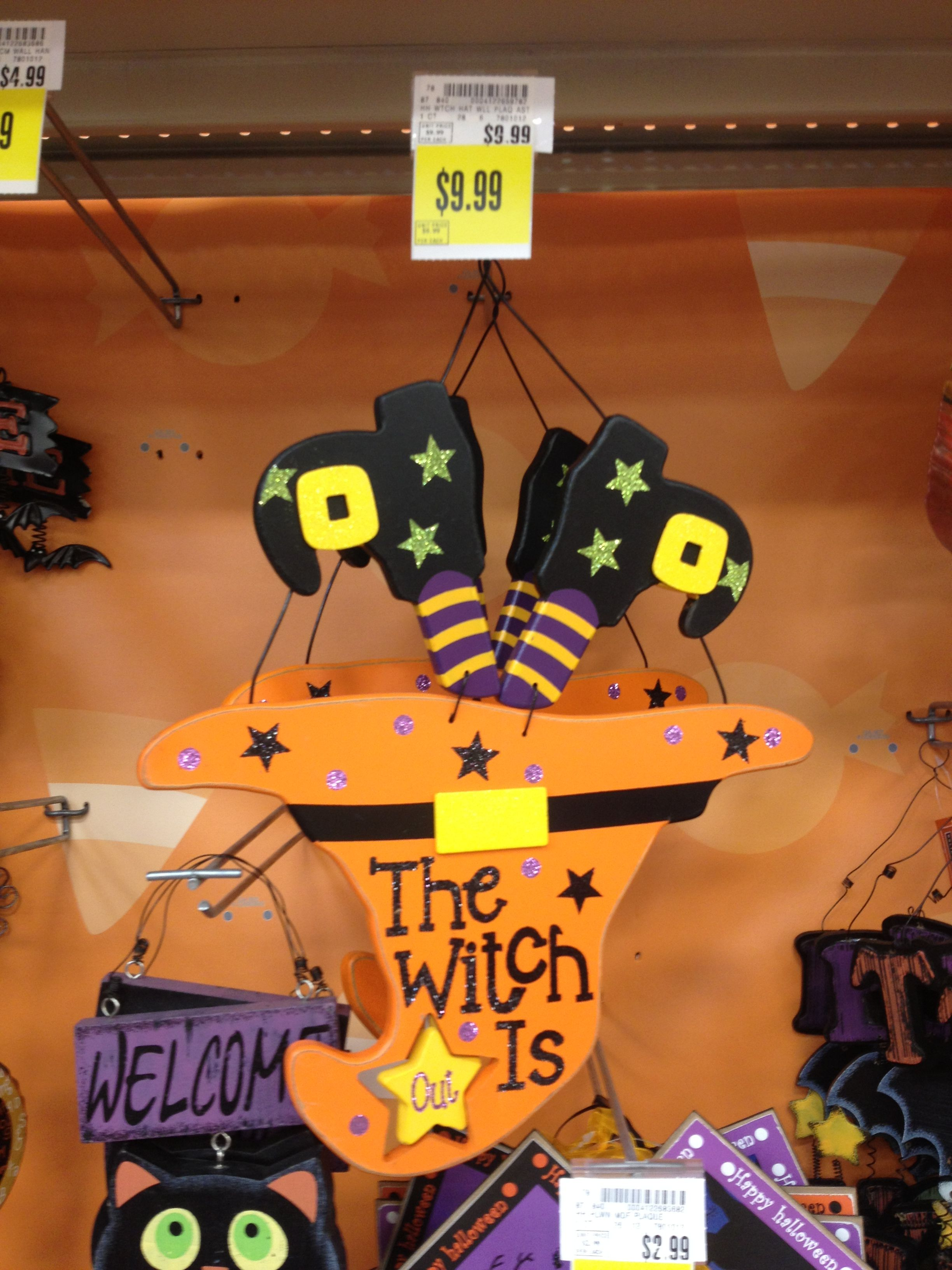 cutest halloween decor bought it at kroger