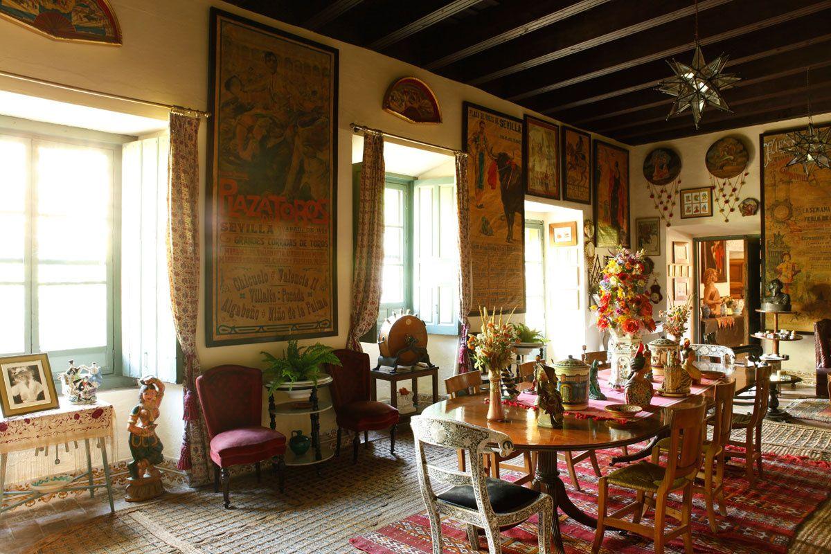 Los palacios de la casa de alba por dentro french for Casas con escaleras por dentro