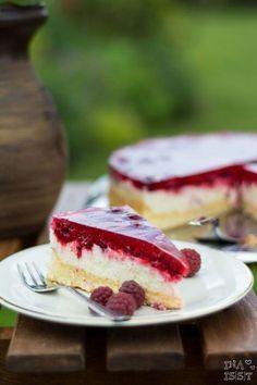 Omas Himbeer-Joghurt-Torte von Ina Is(s)t