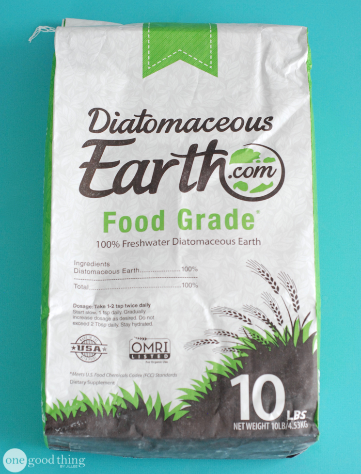Uses for Diatomaceous Earth (Also Known As DE