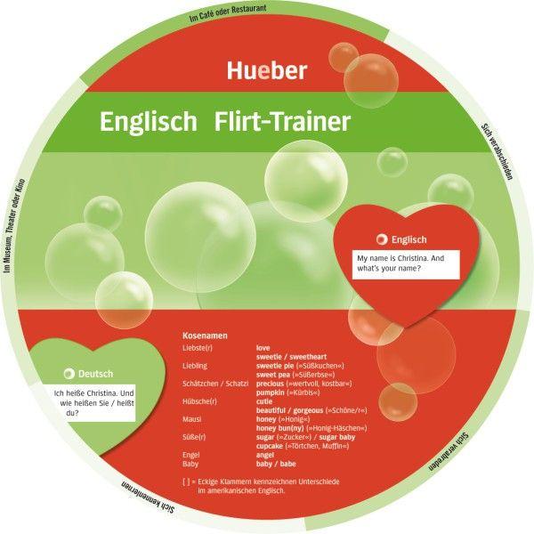 Flirten in englisch flirten - LEO: Übersetzung im Englisch ⇔ Deutsch Wörterbuch