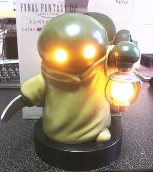 Tonberry Lamp Final Fantasy Xiv Final Fantasy Final Fantasy Xiv Final Fantasy Merchandise
