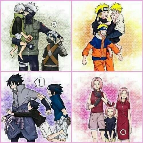Photo of Image in Naruto collection by cornelia on We Heart It