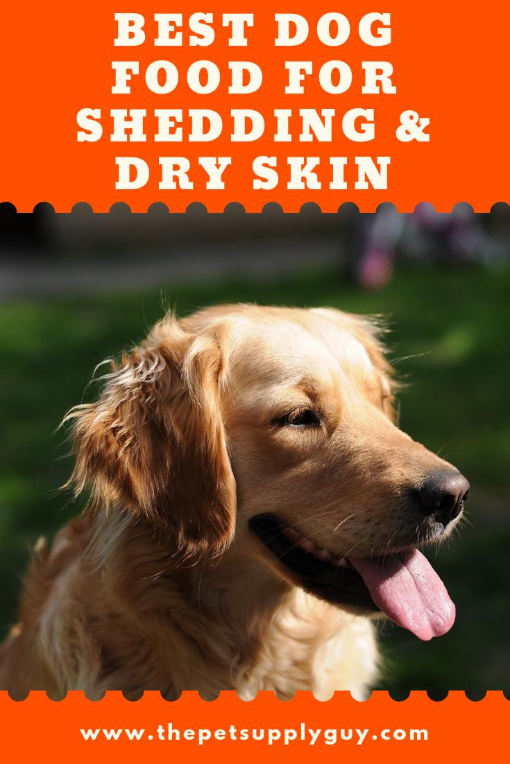 Best Dog Food For Shedding And Dry Skin The Pet Supply Guy Best Dog Food Grain Free Dog Food Free Dog Food