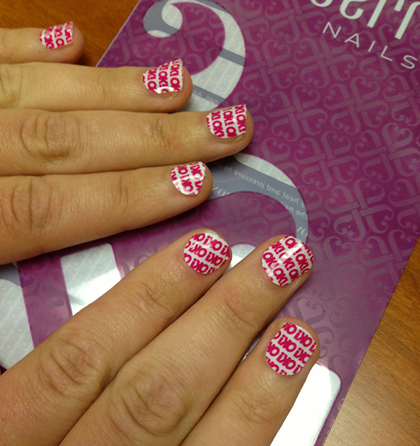 Upon looking at their catalog, Jamberry offers a very impressive array of nail  stickers that would fit even the pickiest person.