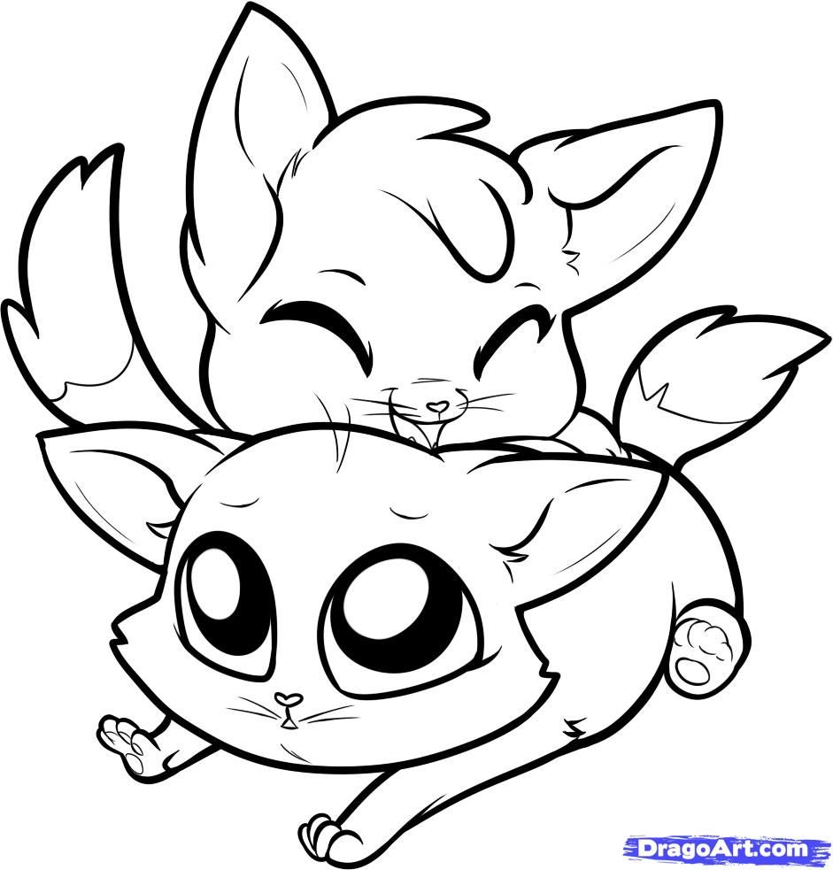 How To Draw Chibi Cats Step By Step Chibis Draw Chibi Anime Draw Japanese Anime Draw Manga Fre Cat Coloring Page Animal Coloring Pages Cat Coloring Book