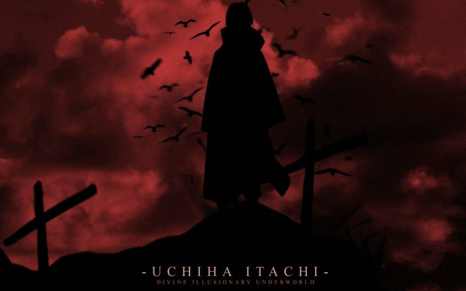 Itachi Uchiha wallaper~hanyuu