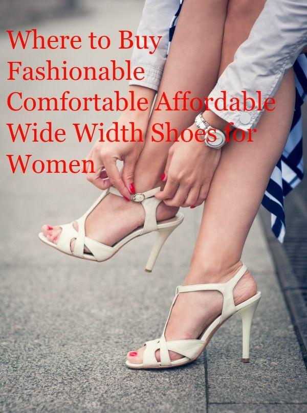 be044237742 Best Wide Width Shoes for Women