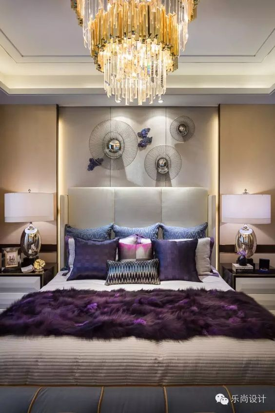 Tendencias En Decoración De Recámaras Modernas 2018   2019 | Pinterest |  Luxury Bedrooms, Master Bedroom Design And Modern Interiors