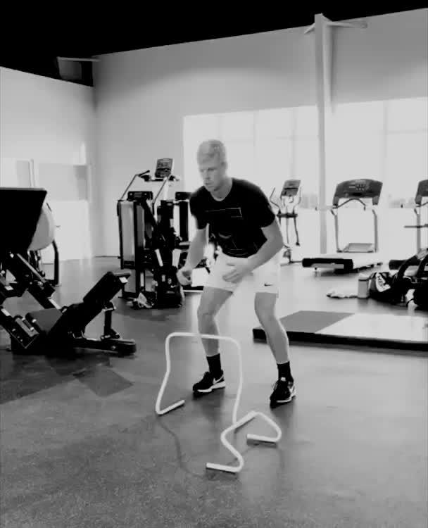 Explosive Fitness Training With Atp Star Kyle Edmund Video