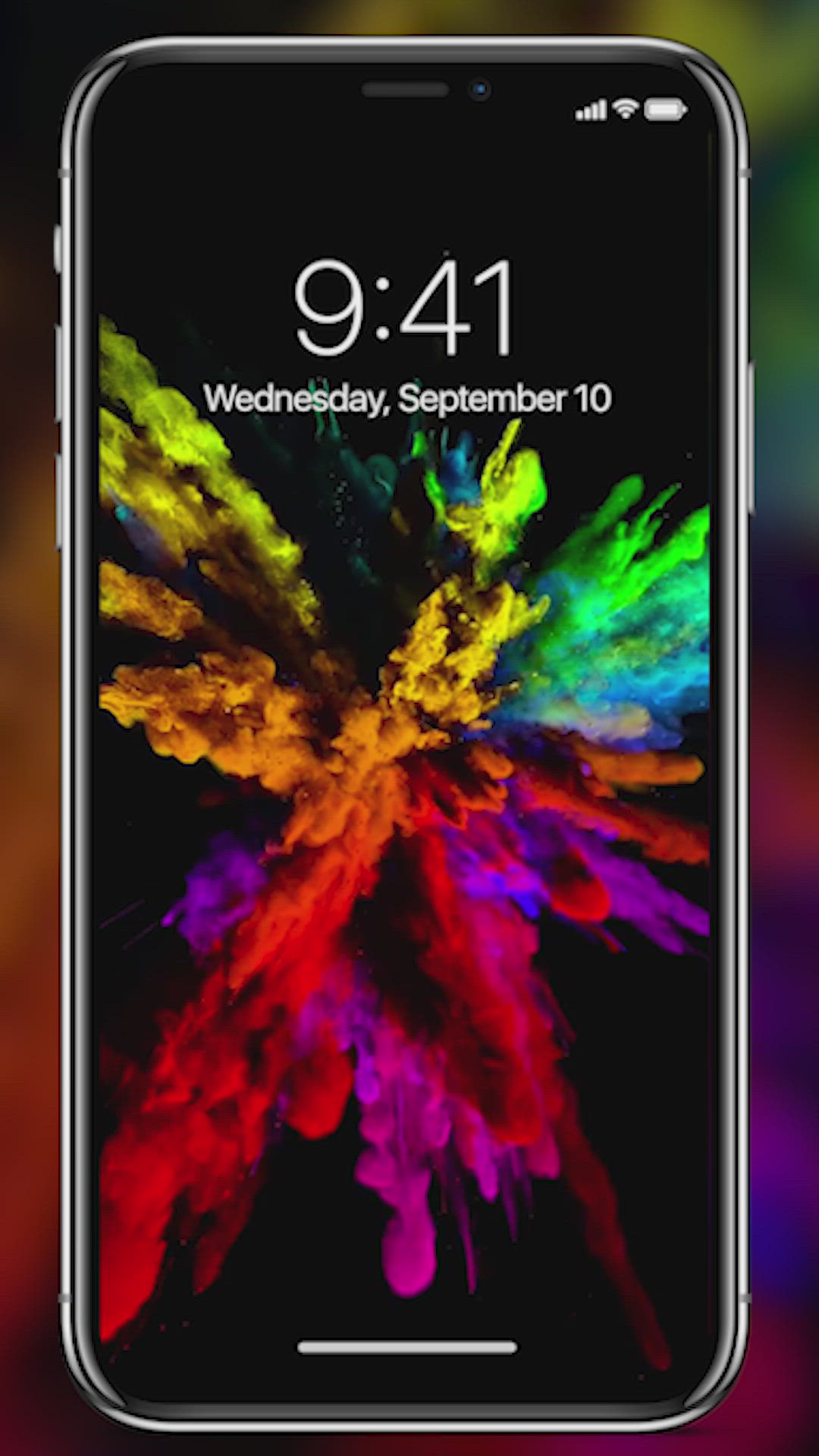 Incredible Live Wallpapers For Iphone X Xs Xs Max Video