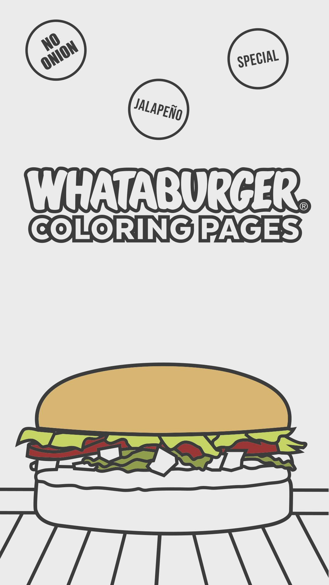 Color Your Cravings [Video] [Video]  Free printable coloring pages, Color,  Coloring pages
