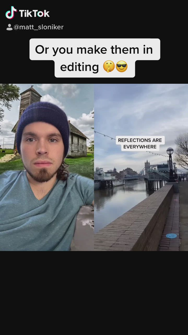The App I Used Photo Mirror Video Photographer Greenscreen Photo