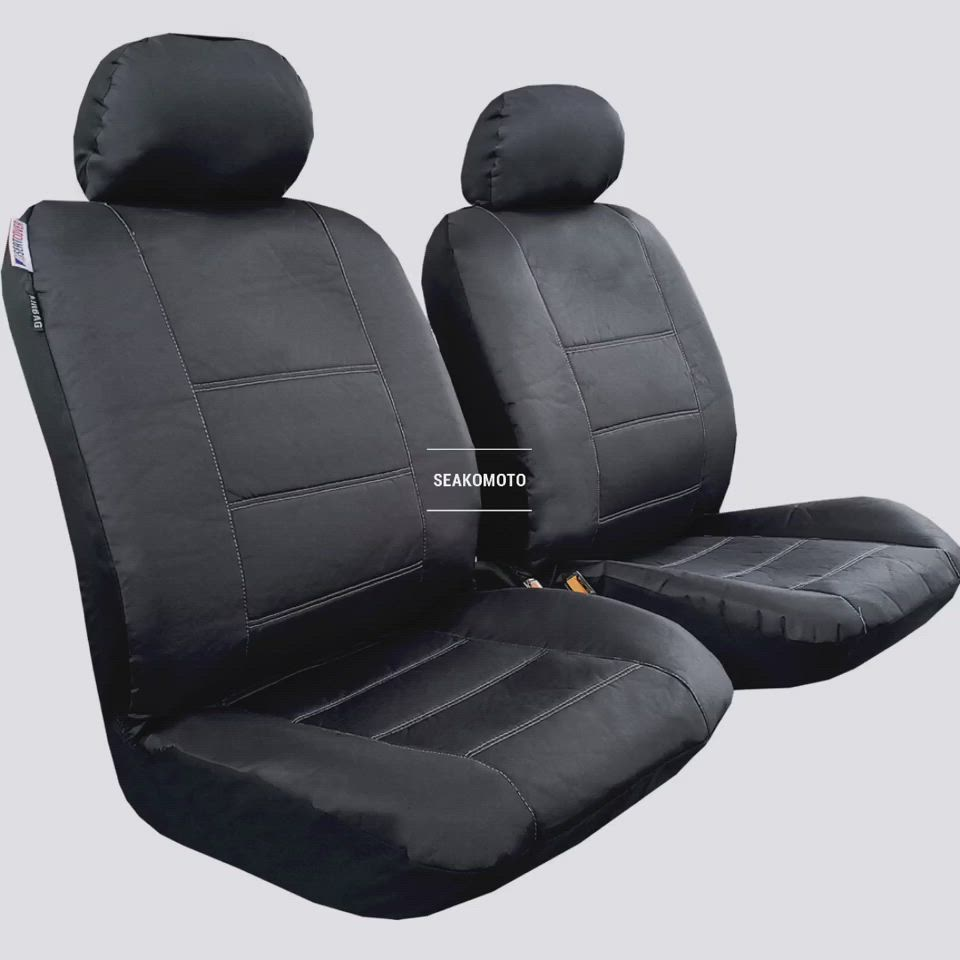 Cotton Canvas Seat Covers Truck Seat Covers Seat Covers Cotton Canvas