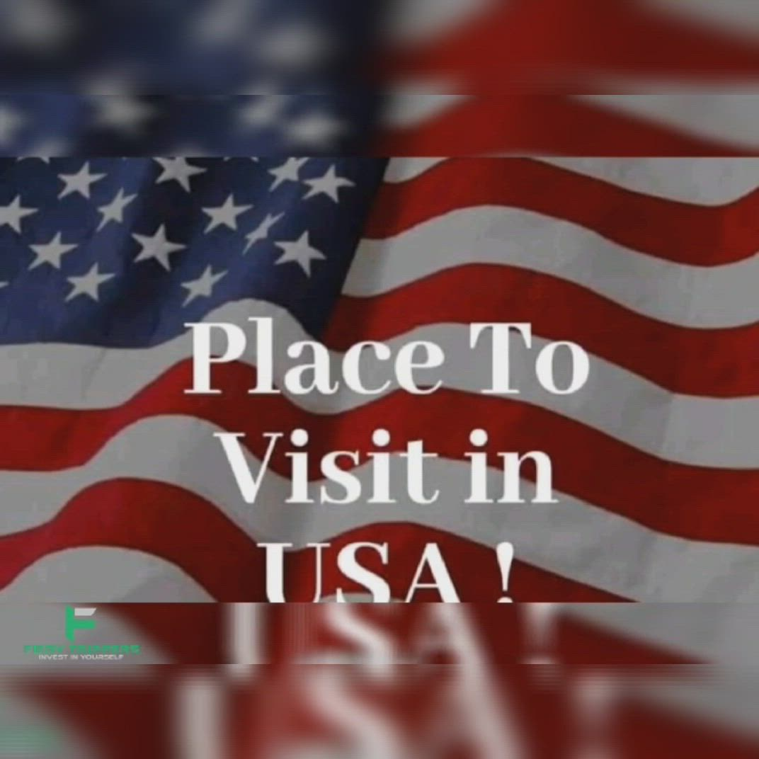 10 Best Places To Visit In The Usa In 2020 Video Cool Places To Visit Places To Visit Visiting