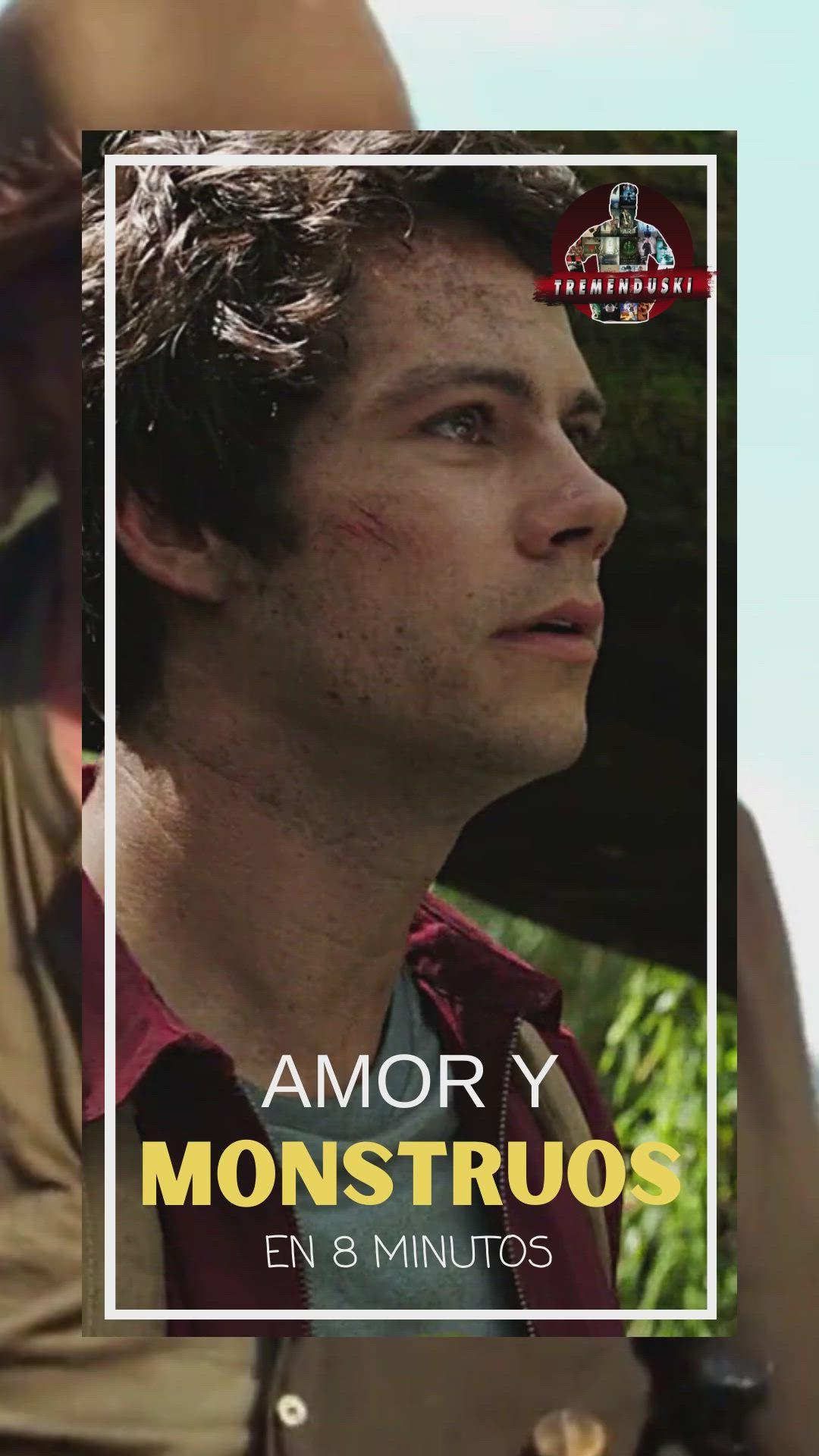 Monstruos De Amor Y Monstruos En 2021 Amor Y Monstruos Monstruos Cine