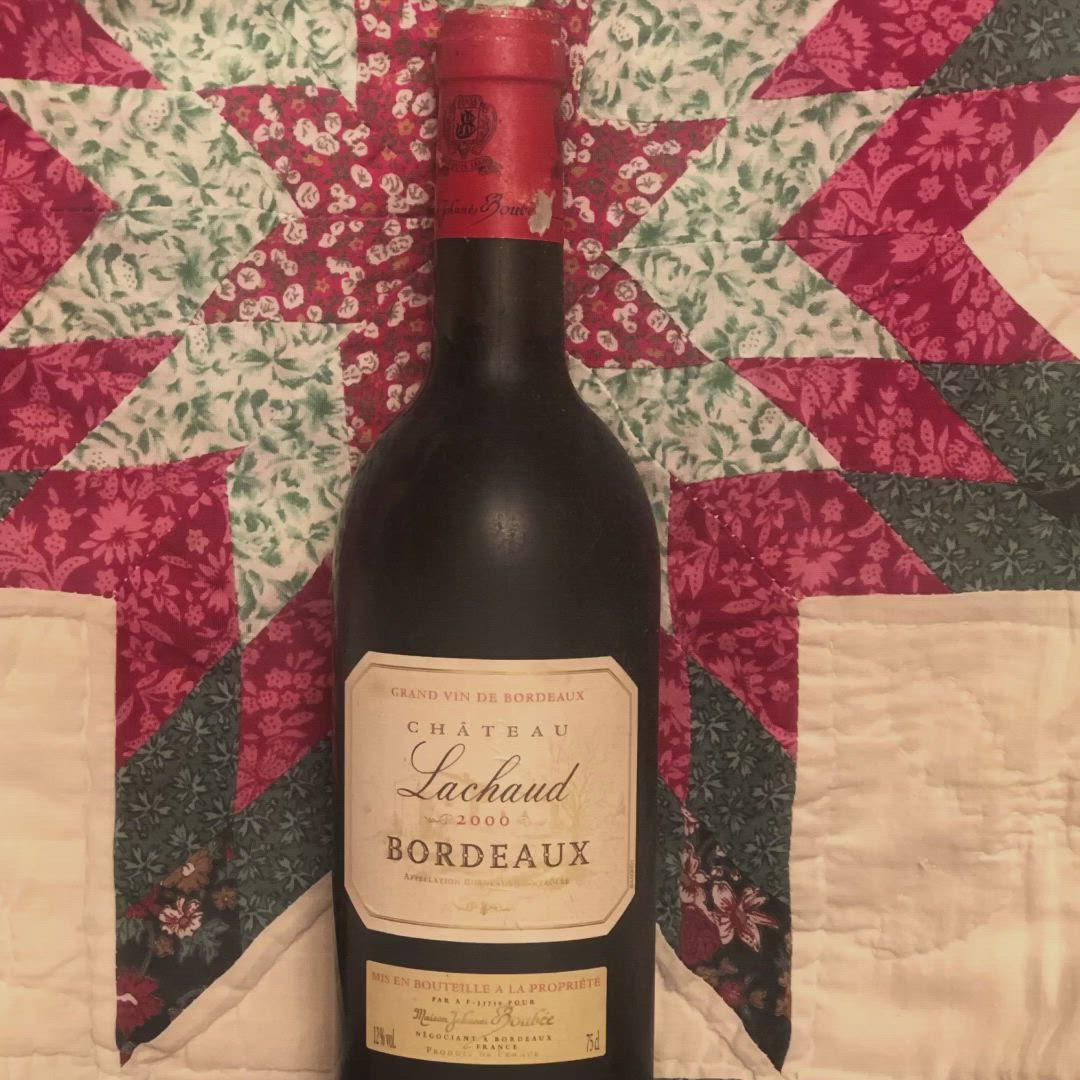 Bordeaux And Relax Video Farmhouse Chic Vintage Bordeaux