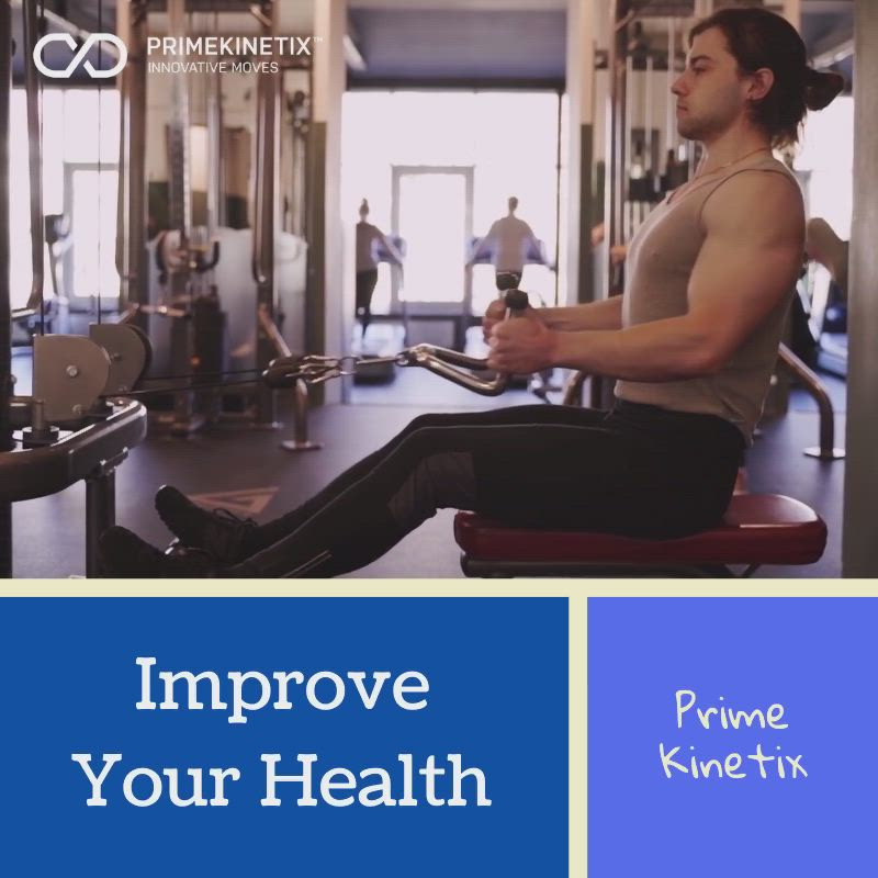 Improve Your Posture Improve Your Health Today Primekinetix Fitness Posture Powerpalm Pcore Myoballs Suppo Video At Home Workouts Postures Good Posture