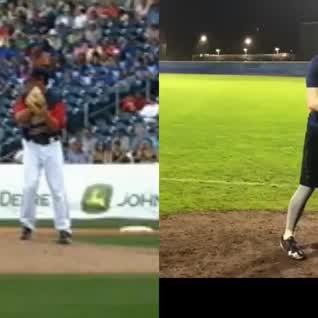 Pin By Shay Colburn On Baseball Pitching Video Baseball Training