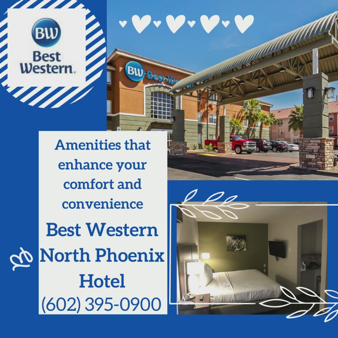 Come Stay And Enjoy Your Day Book Now 602 395 0900 Or Visit Our Site Https Www Bestwestern Com En Us Book Phoenix Hotel Rooms B Video In 2021 Best Western Hotel Best