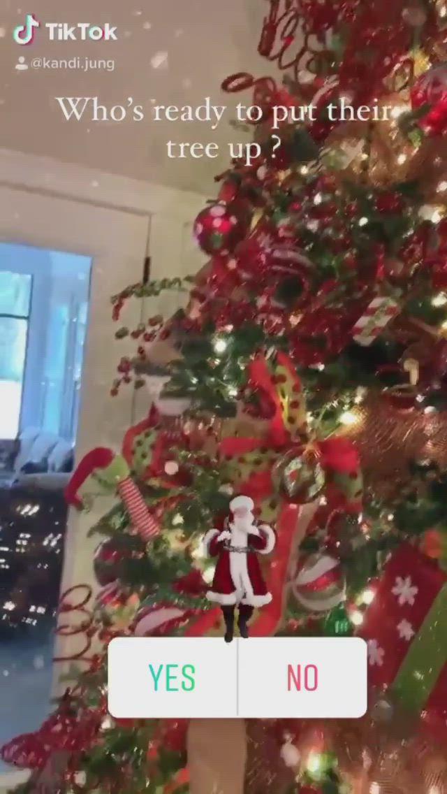 Christmas Tree Decoration Video Christmas Decorations Diy Christmas Tree Christmas Tree