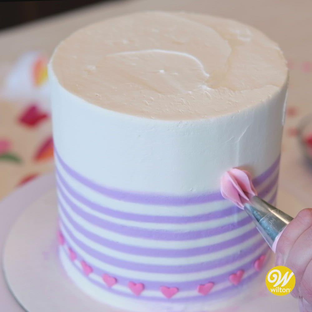 Pin On Cake Decorating Fun And Pretty