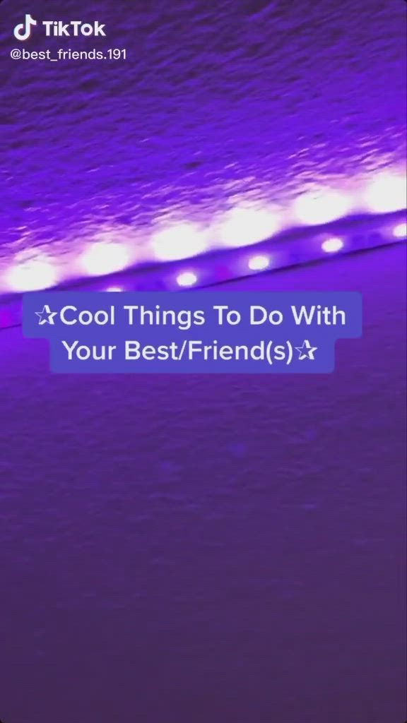 Cool Things To Do W Your Best Friends Video Crazy Things To Do With Friends Things To Do At A Sleepover Best Friend Activities