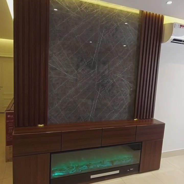 ديكورات خشب مدافئ 0502176917 Video Home Decor Decor Entertainment Unit