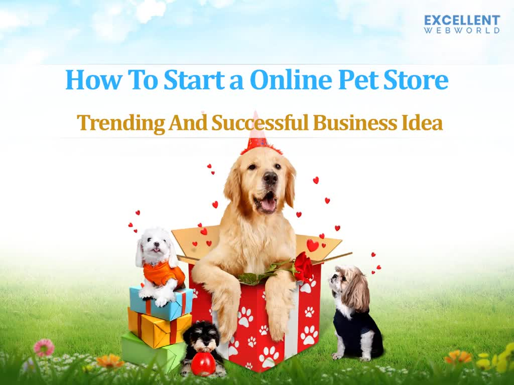 How To Start A Pet Store Online Trending And Successful Business