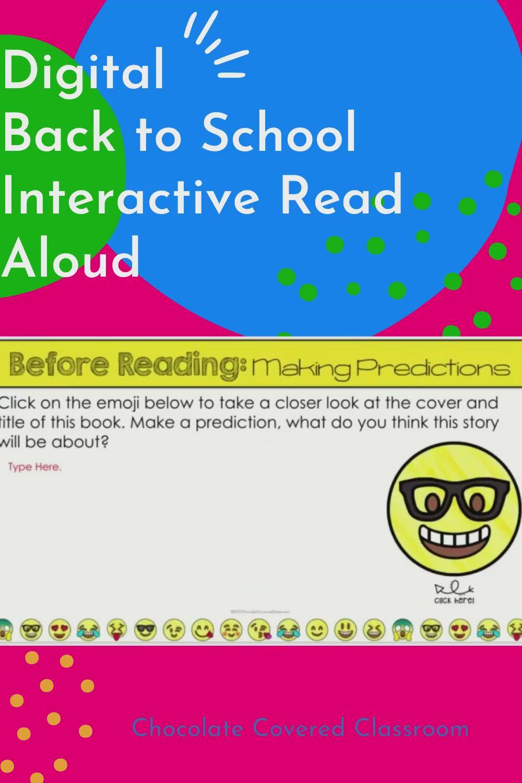 Upper Elementary Interactive Read Aloud The Day You Begin Distance Learning Video Video Interactive Read Aloud Interactive Read Aloud Lessons Read Aloud Mac read pdf aloud