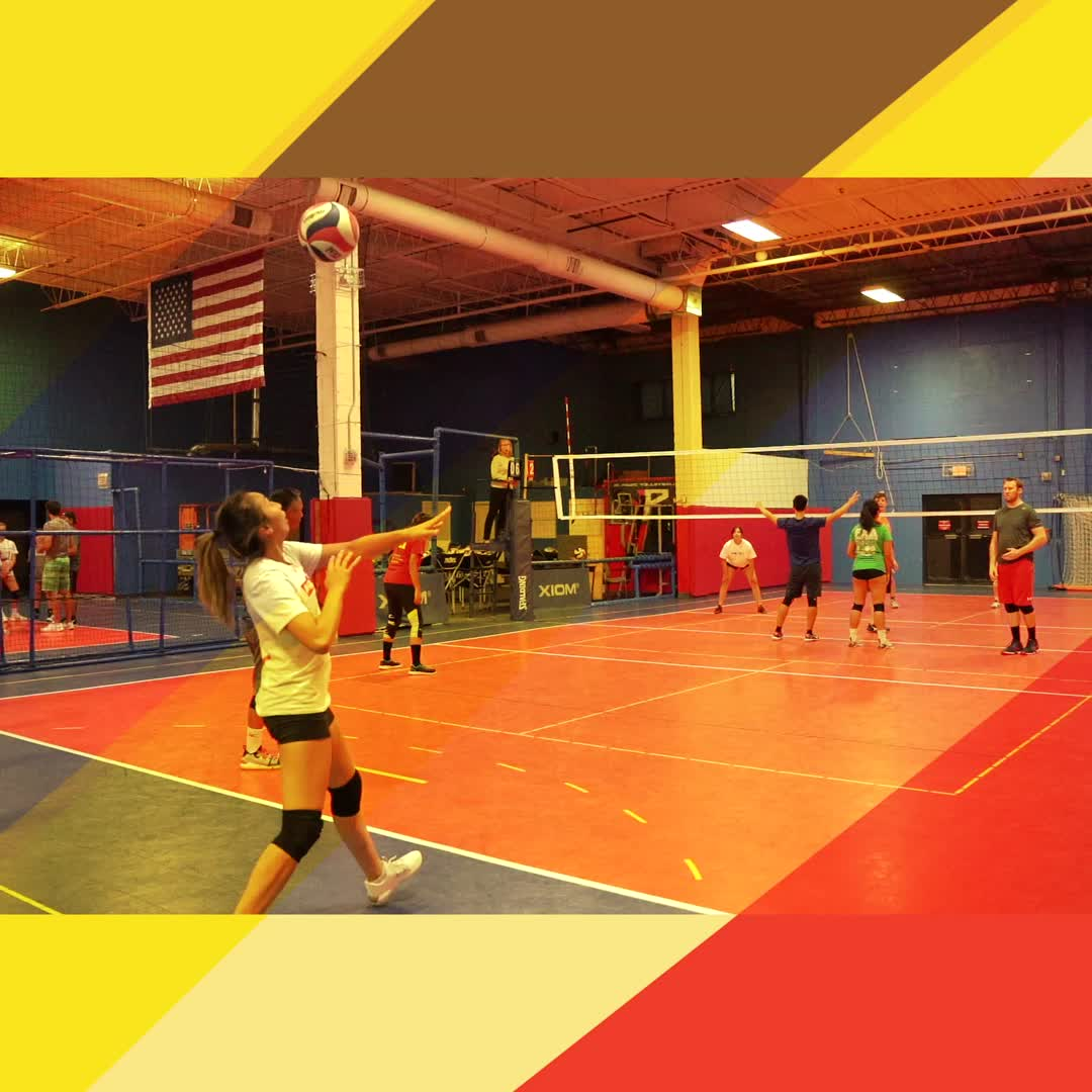Jva Coach To Coach Video Of The Week Pressure Serving Drill Coaching Volleyball Volleyball Conditioning Volleyball Drills