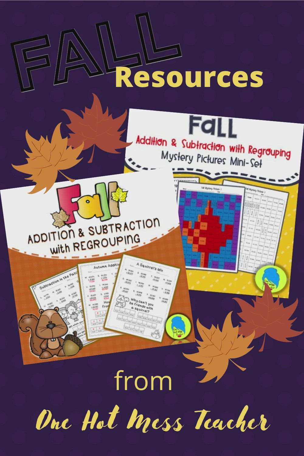 Addition And Subtraction With Regrouping From One Hot Mess Teacher Video Math Projects Math Activities Math Resources Math videos addition and subtraction