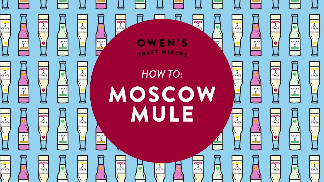 Enjoy This Owen S Mosco Mule At Bareburger With 3 Parts Owen S