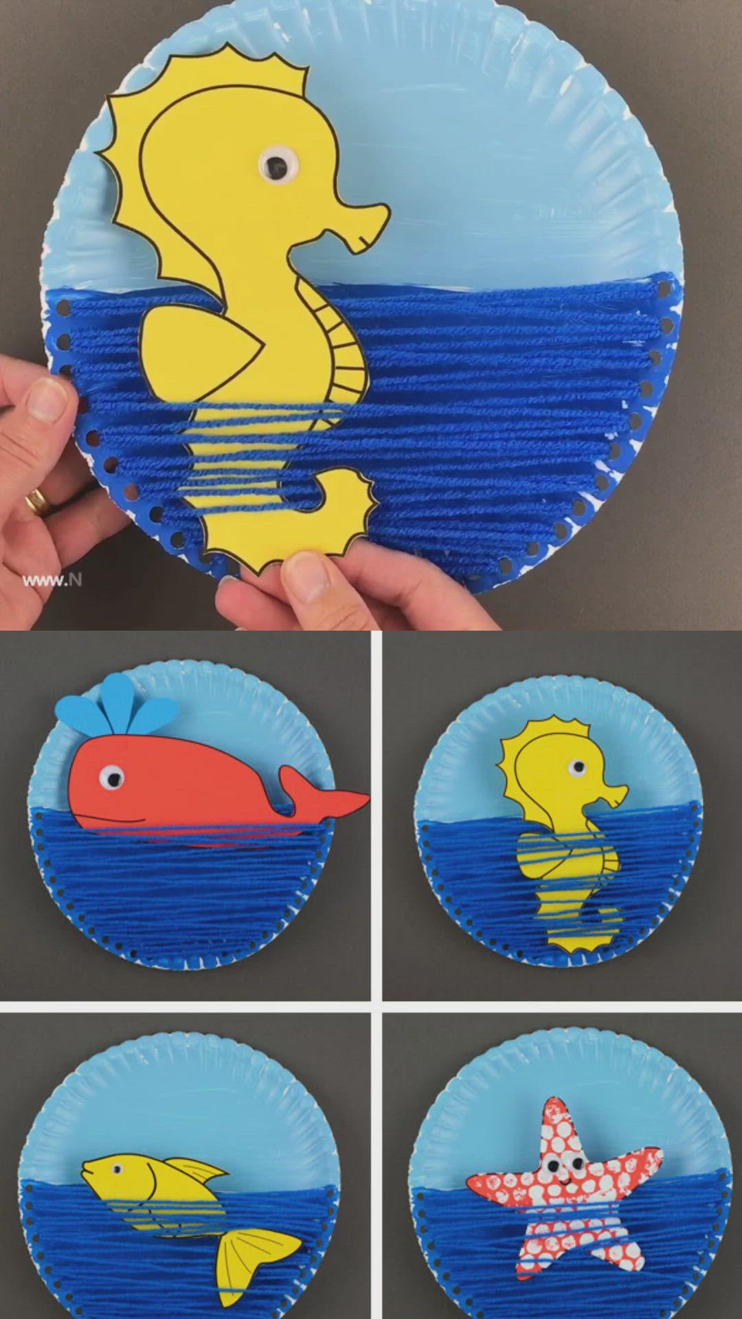 Water Animals Video For Preschoolers
