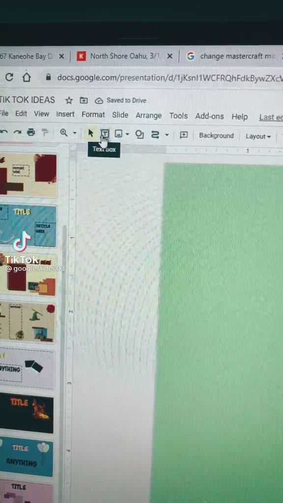 Google Classroom Googledrive Googleslidesthemes Tiktok School Presentation Projects Video In 2021 High School Survival Google Drive Tips School Survival