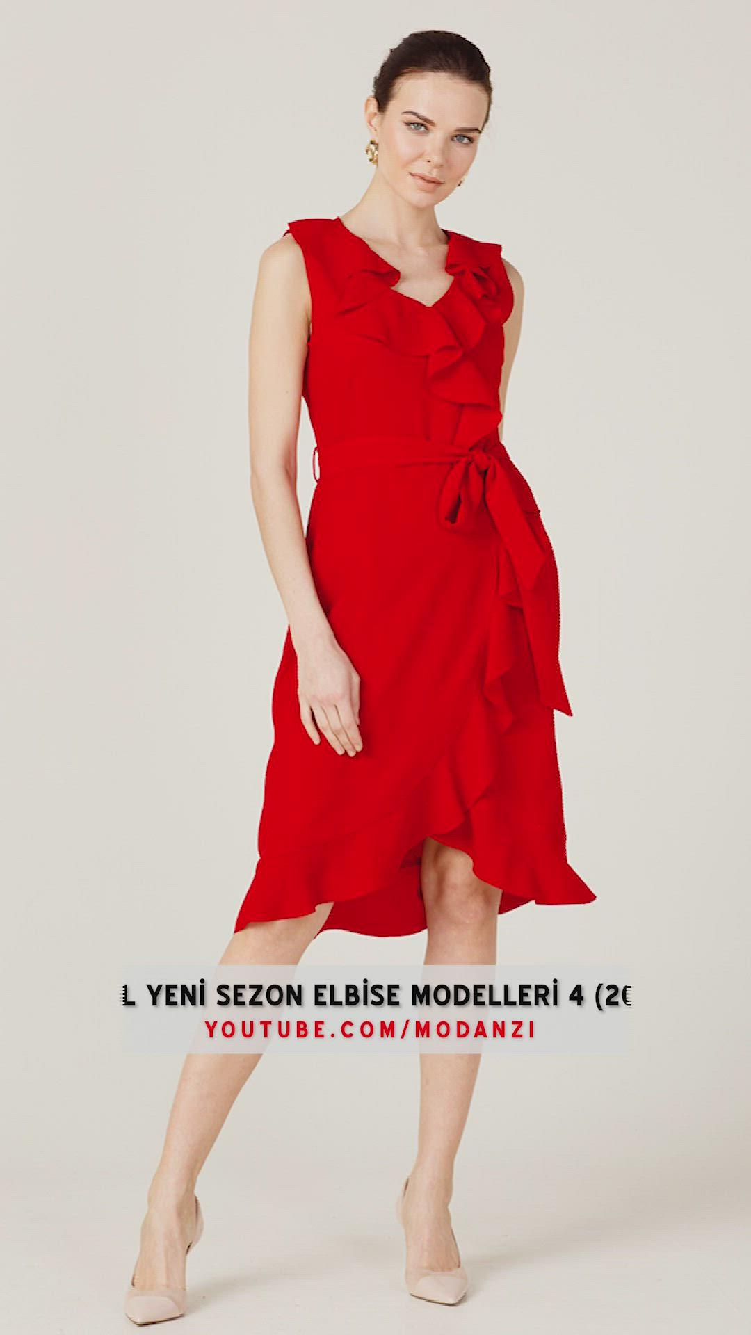 Ekol Yeni Sezon Elbise Modelleri Ve Fiyatlari 4 2020 Ekol Online Elbise Lizzo Dress Video 2020 Elbise Modelleri Elbise Yazlik Kiyafetler