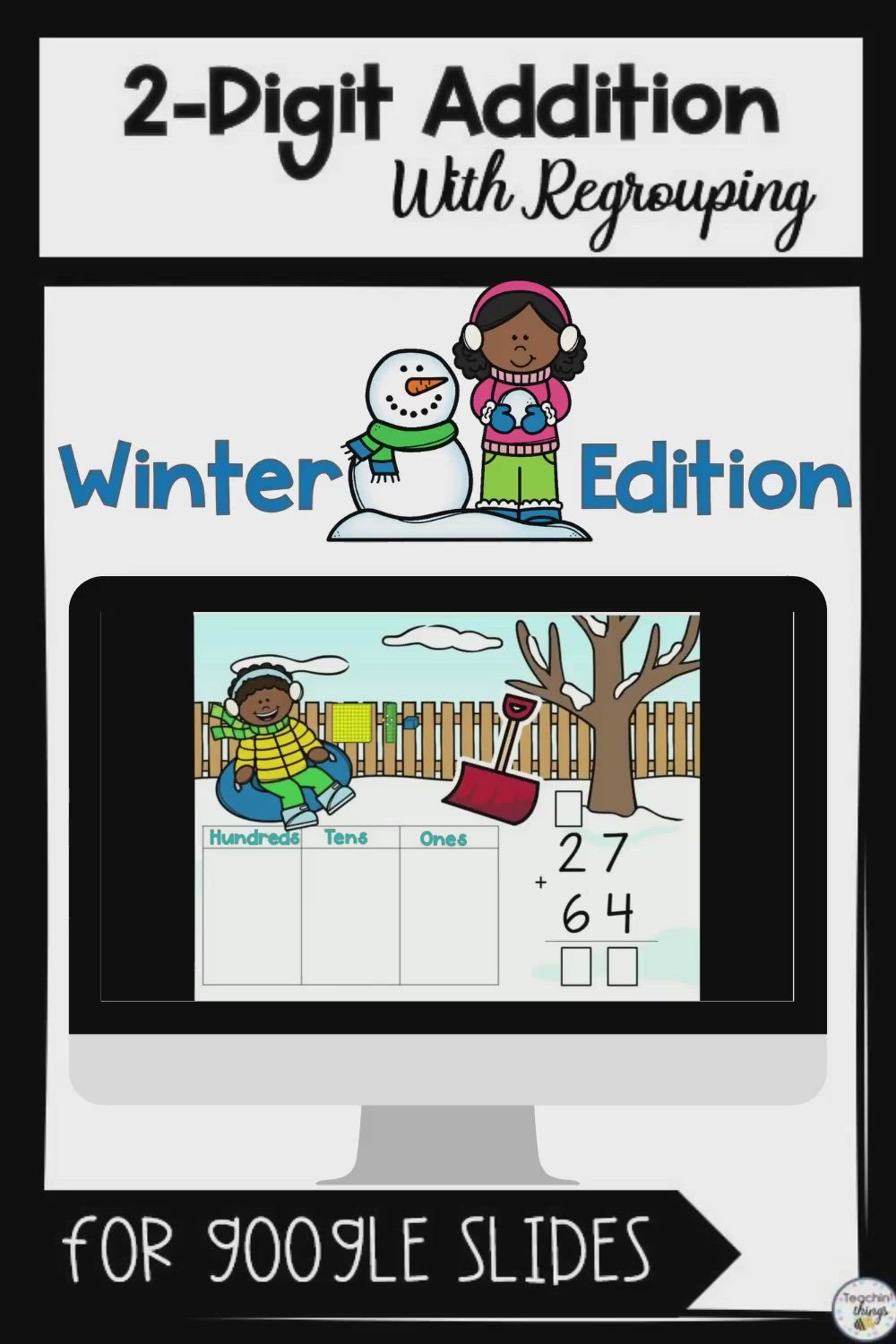 Distance Learning 2 Digit Addition With Regrouping Using Virtual Manipulatives Video Video In 2021 Distance Learning Second Grade Resources Math Resources Addition with regrouping video grade