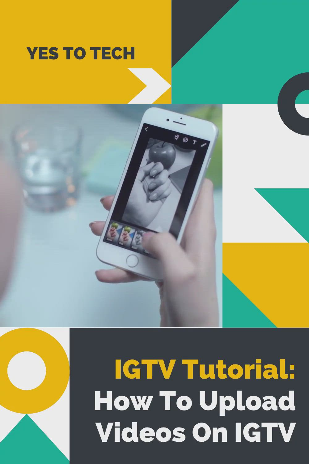 Igtv Tutorial How To Upload Videos On Igtv Video Video In 2021 Tutorial Instagram Content Calendar Videos