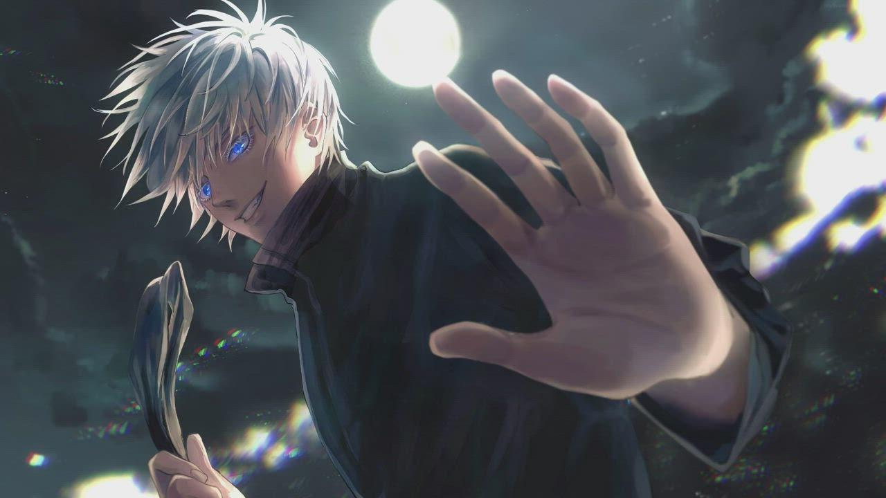 Save Follow Satoru Gojou Live Wallpaper Jujutsu Kaisen Video In 2021 Anime Wallpaper Anime Wallpaper Live Anime Wallpaper 1920x1080