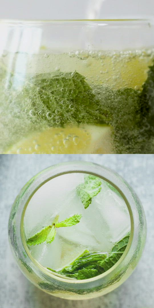 Mojito Mocktail Video Summer Drink Recipes Mocktails Drink Recipes Nonalcoholic