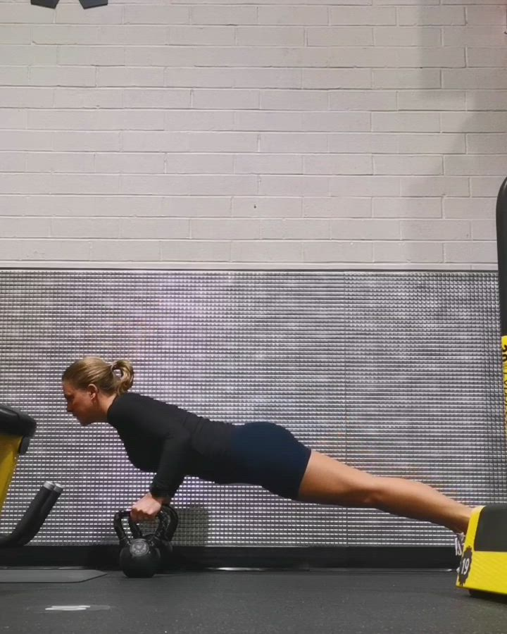 Kettlebell Full Body Workout Exercises Instagram Letsfkinget Fit Video Kettlebell Full Body Workout Easy Workouts Fun Workouts