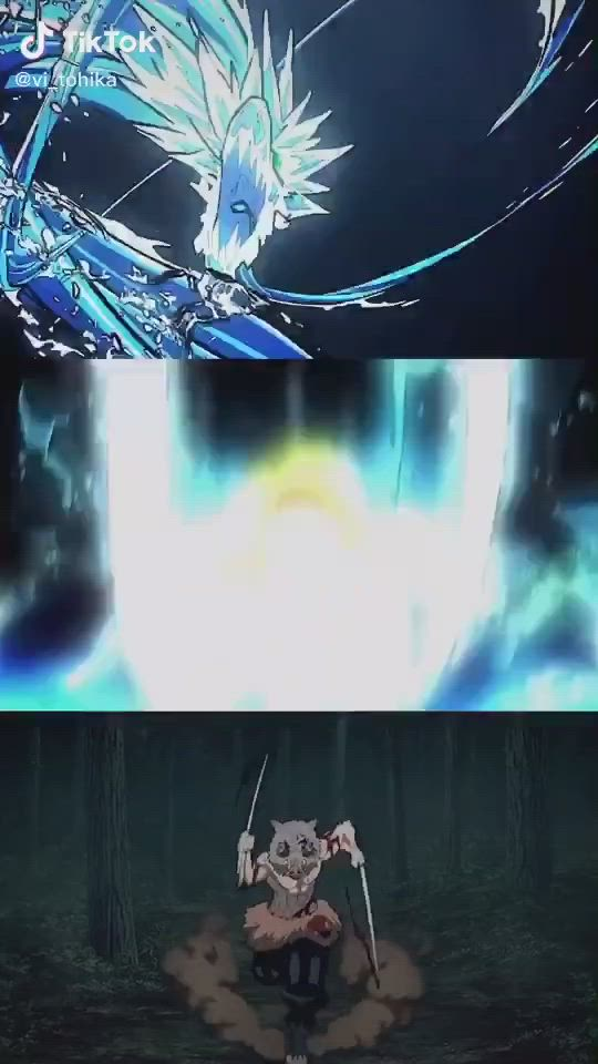 Amazing Demon Slayer Live Wallpaper From Tiktok Video Anime Heaven Anime Wallpaper Live Anime Demon