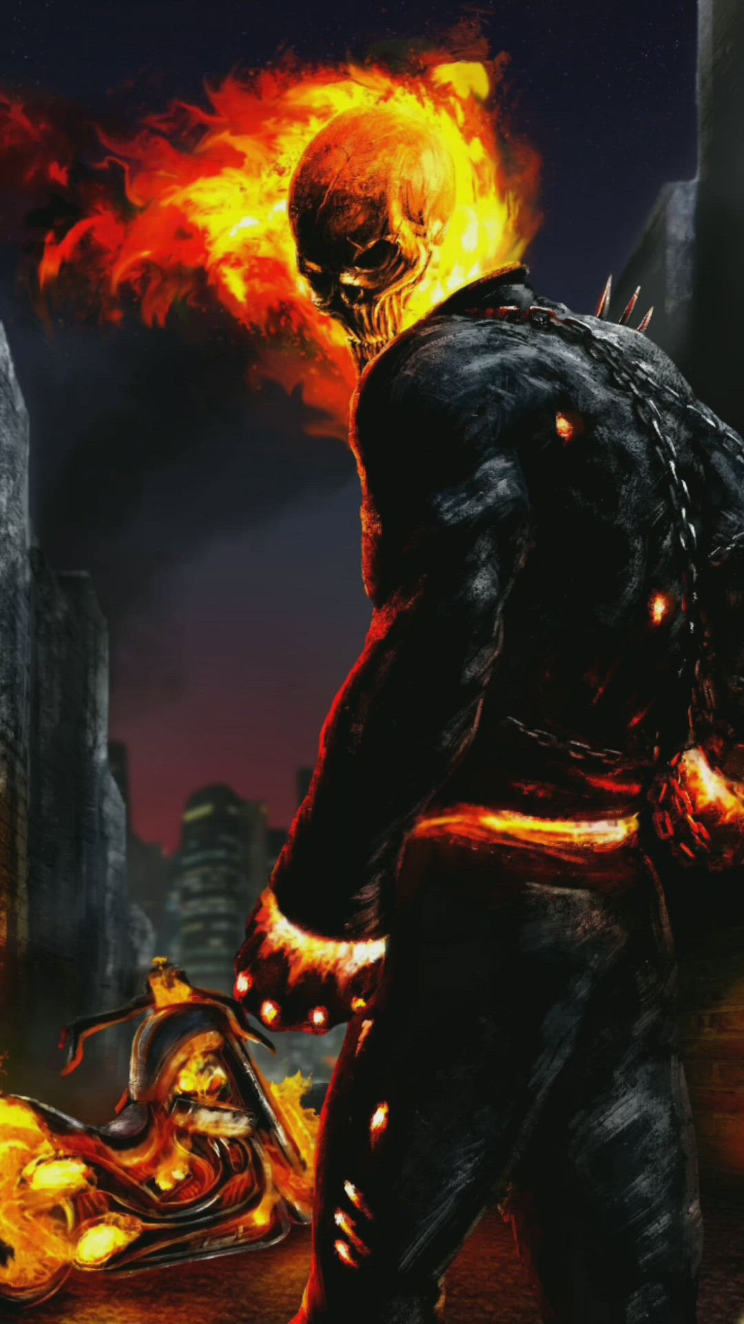 Ghost Rider Video Ghost Rider Wallpaper Ghost Rider Images Ghost Rider