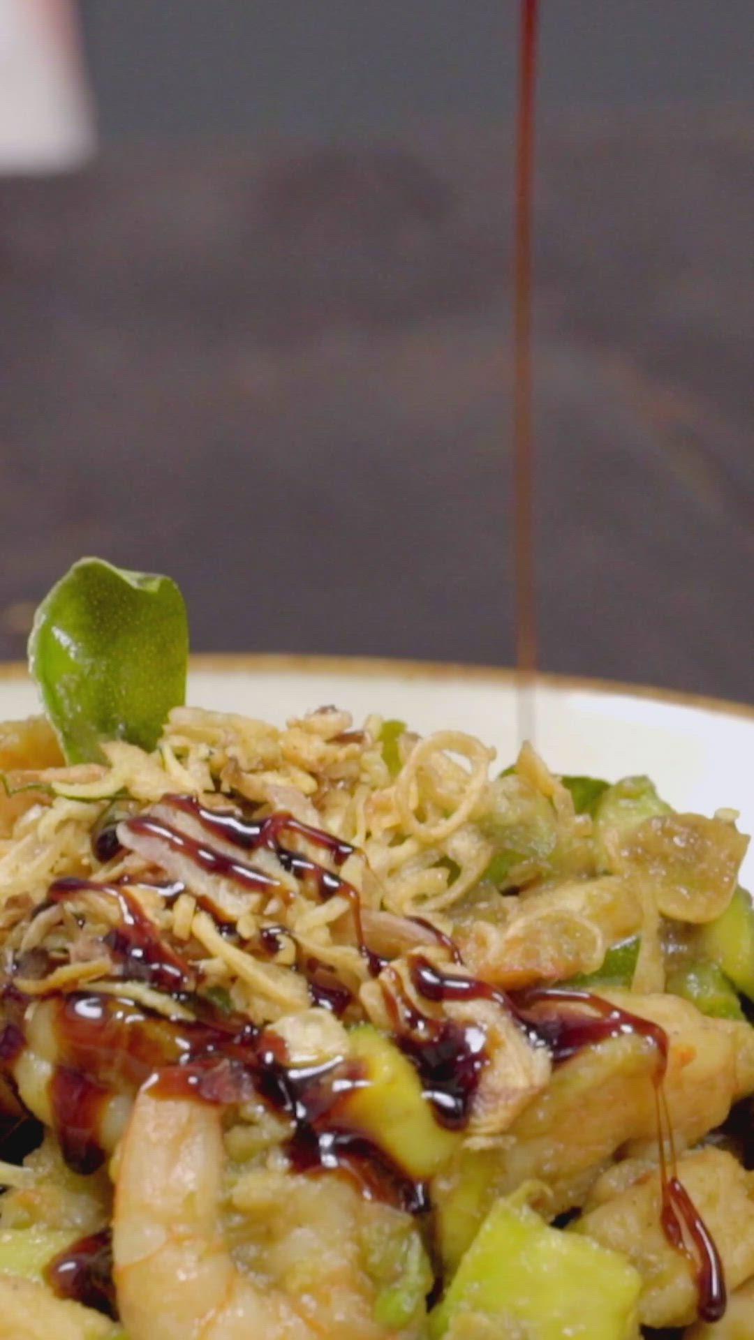 Video Tumis Alpukat Udang Di 2020 Makan Malam Resep Masakan Masakan