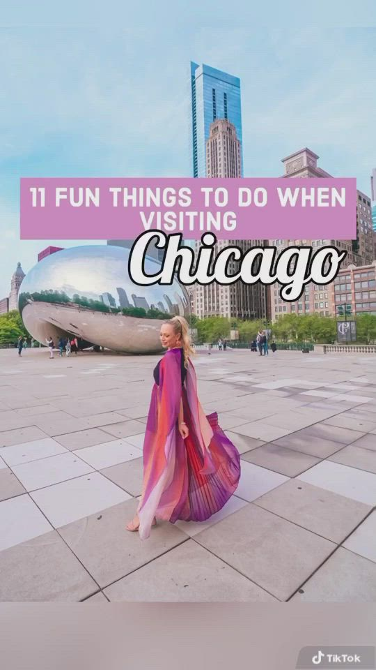 11 Fun Instagrammable Things To Do In Chicago Video Chicago Vacation Chicago Places To Visit Visit Chicago