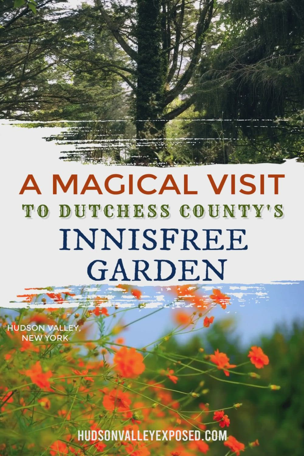 Innisfree Garden An Afternoon At This Popular Millbrook Garden Video Video In 2020 Hudson Valley Travel Day Trip To Nyc York Things To Do