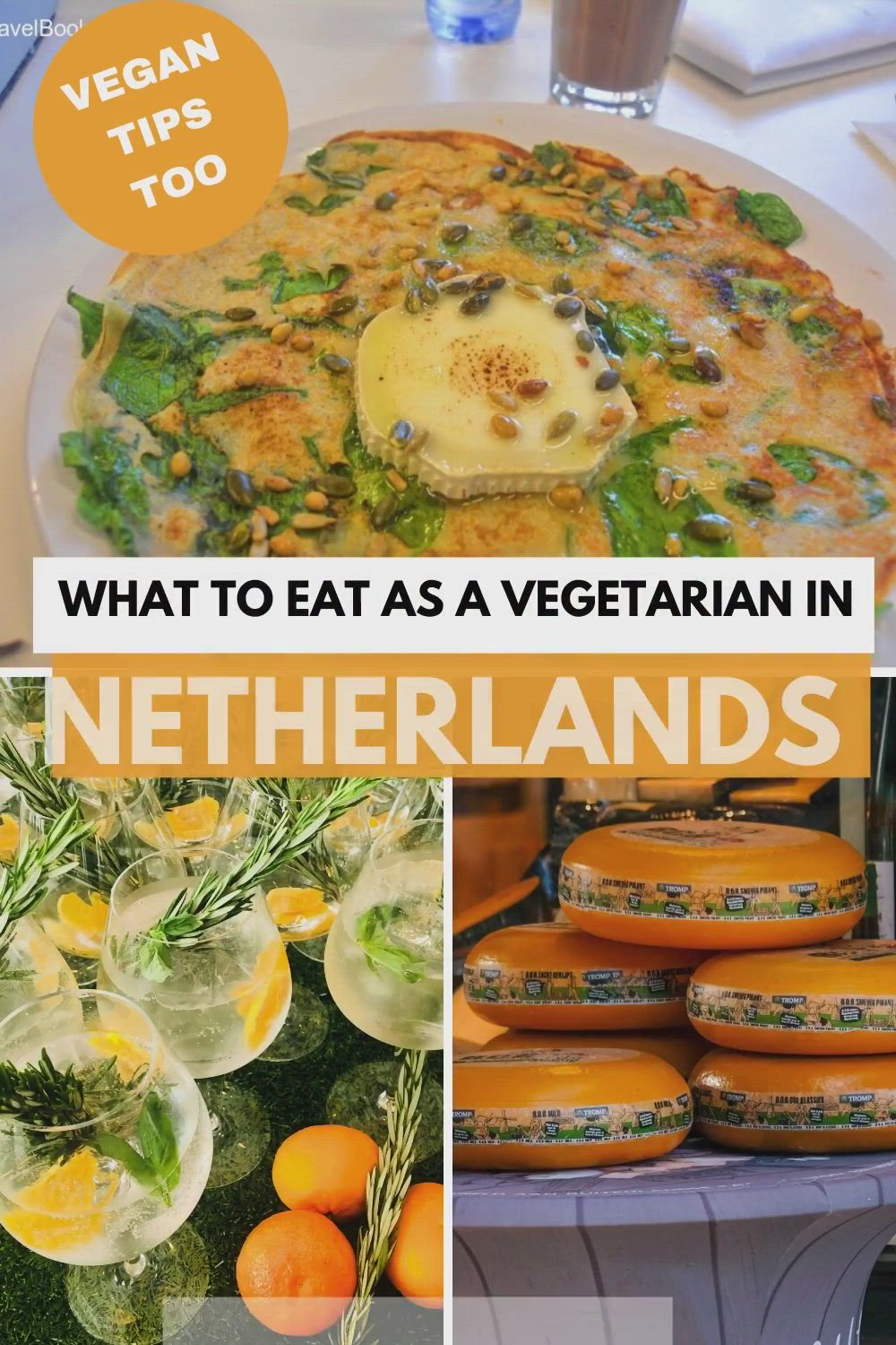 Vegetarian Food In Amsterdam And Luxembourg Travel Books And Food Video Video In 2020 Vegetarian Travel Food Vegetarian Recipes Food Guide