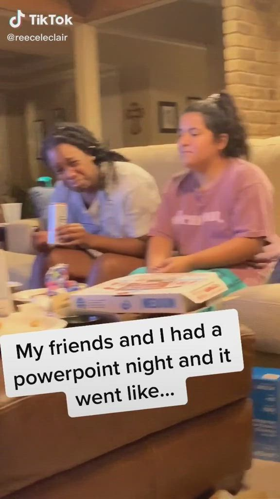 Powerpoint Night Video Crazy Things To Do With Friends Boredom Cure Fun Sleepover Ideas